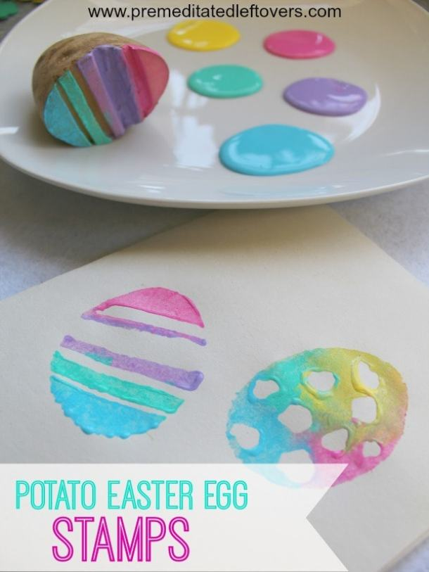 15 Fun and Creative Easter Egg Crafts for Kids and Toddlers (Part 2)