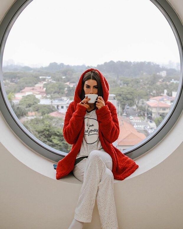 Stay Home and Stay Stylish: Cute Pajama Outfits for Lazy Days