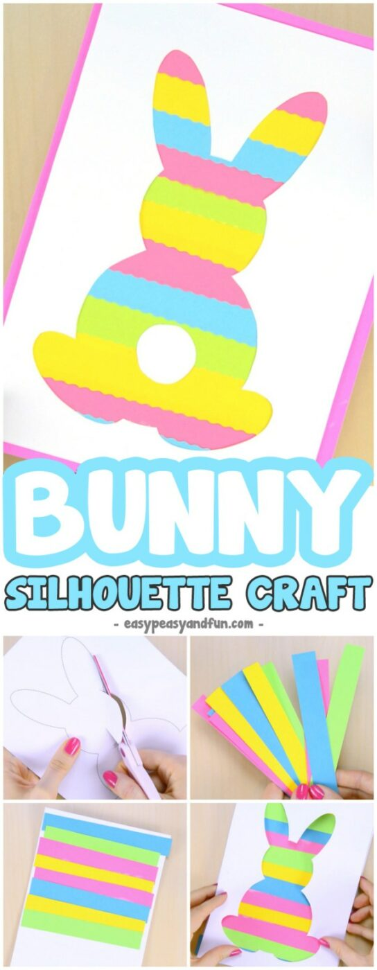 15 Best Bunny Crafts for Easter (Part 2)