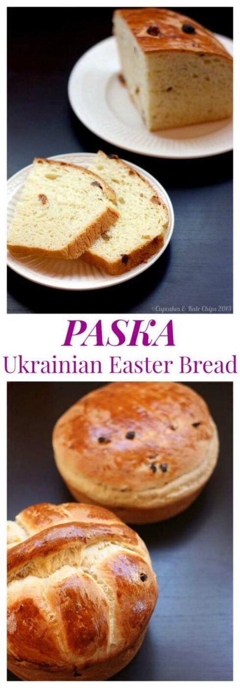 Easter Bread Recipes from Around the World (Part 2) - Easter Bread Recipes, Easter Bread Recipe, Easter Bread