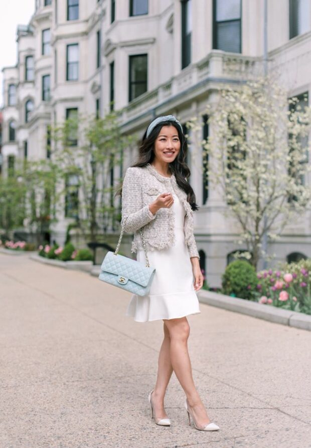 Spring Fashion Inspiration: 15 Ways to Wear a Blazer This Spring
