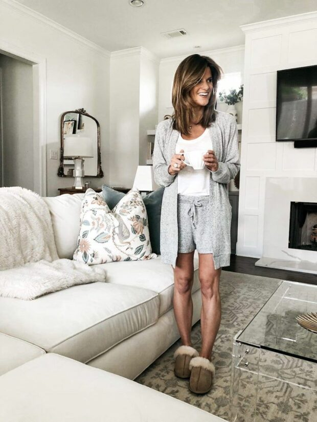 Stay Home and Stay Stylish: 13 Most Comfortable Looks Ever