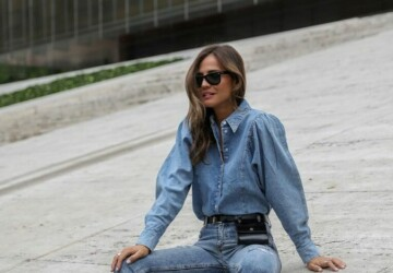 Trendy Jeans for Stylish Spring Outfits - street style jeans outfits, spring street style, spring outfit ideas, spring jeans outfit, jeans outfit ideas