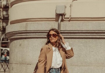 Spring Fashion Inspiration: 15 Ways to Wear a Blazer This Spring - spring blazer, how to style blazer, casual spring outfits, Blazer outfit ideas
