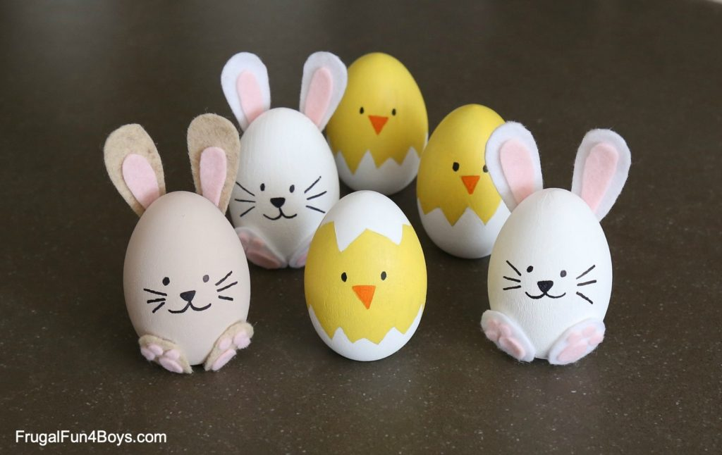 Easy DIY Easter Egg Decorating Ideas (Part 1) - diy Easter eggs decoration, DIY Easter Egg Decorating Ideas, DIY Easter Egg Decorating, DIY Easter Egg Decor Ideas, DIY Easter Egg