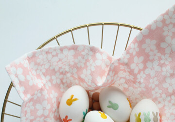 Easy DIY Easter Egg Decorating Ideas (Part 2) - DIY Easter Egg Decorating Ideas, DIY Easter Egg Decorating, DIY Easter Egg Decor Ideas