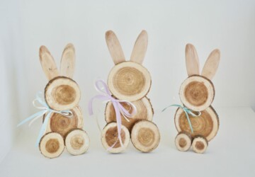 Amazing Easter Decorations You Can Make Yourself (Part 1) - Outdoor Easter Decorations, Easter decorations, diy Easter decorations