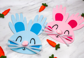 Fun and Creative Easter Crafts (Part 2) - Easter Crafts for Kids, Easter crafts, Easter Craft ideas