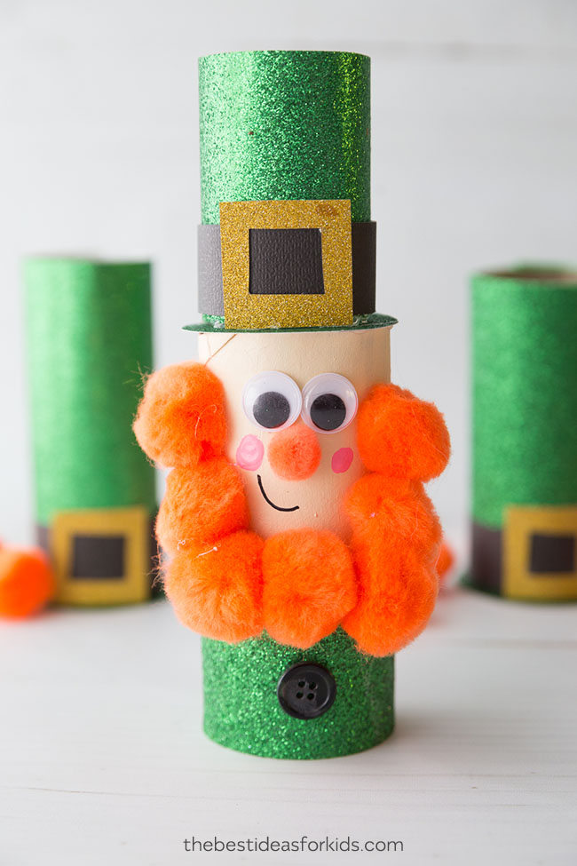 Creative St. Patrick's Day Crafts and Decorations (Part 1) - St. Patrick's Day Crafts, DIY St. Patrick's Day Decor, DIY St. Patrick's Day