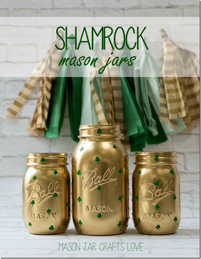 Easy DIY St. Patricks Day Home Decorations (Part 1)