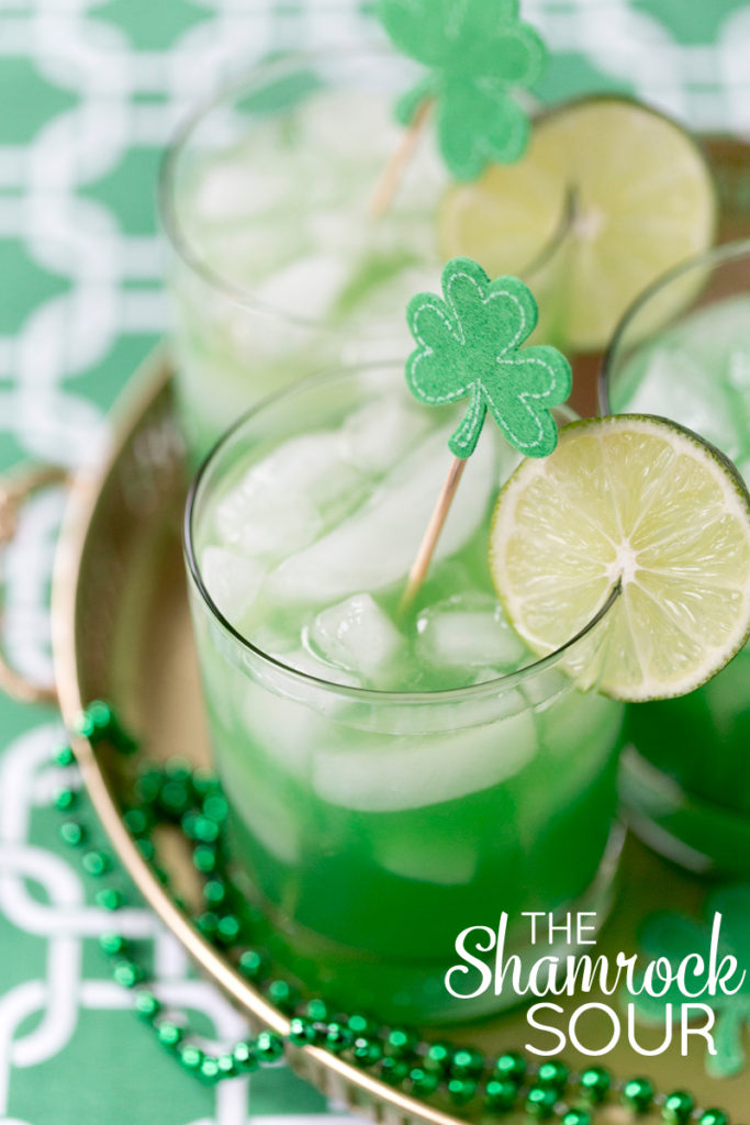 Festive St. Patricks Day Party Ideas  Food and Decorations (Part 2)