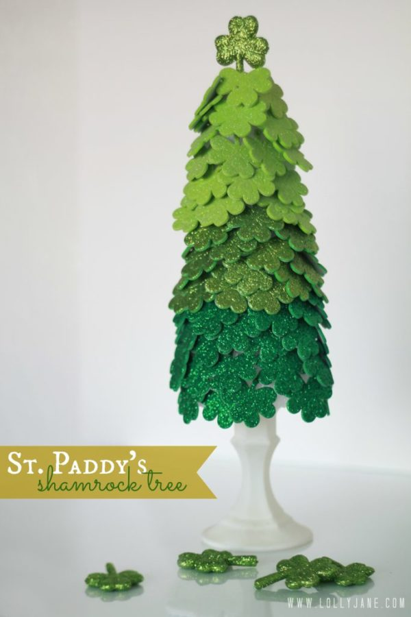 Easy DIY St. Patricks Day Home Decorations (Part 2)