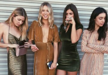 Best Outfits for College Parties: Look Stylish and Fashionable - t-shirt, sweater, party, outfit, one shoulder, mini skirt, leather tp, jeans, Dress, color shoes, college, blouse