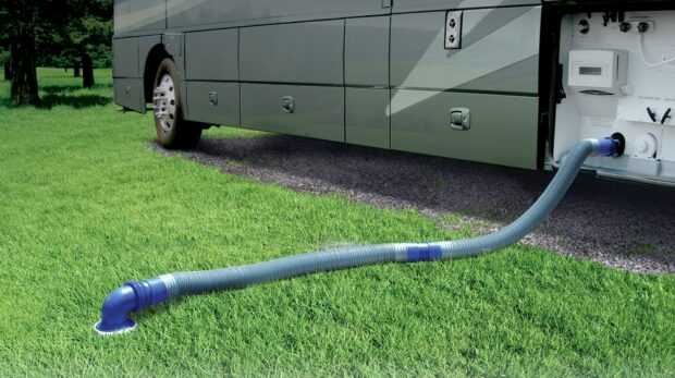 What Do I Need to Know About Using a Sewer Hose With My RV? - travel, RV, Lifestyle