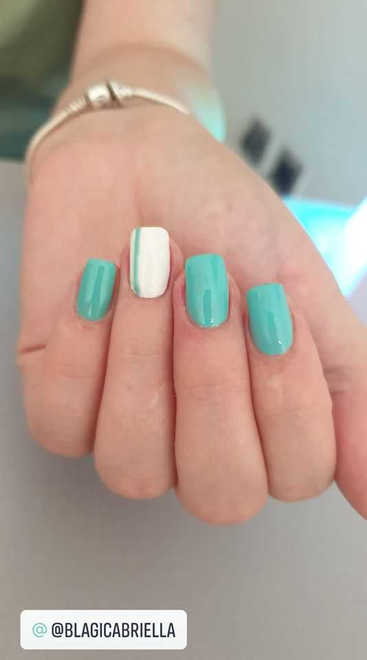 Cute Spring Nail Art Ideas in Warm and Bright Colors