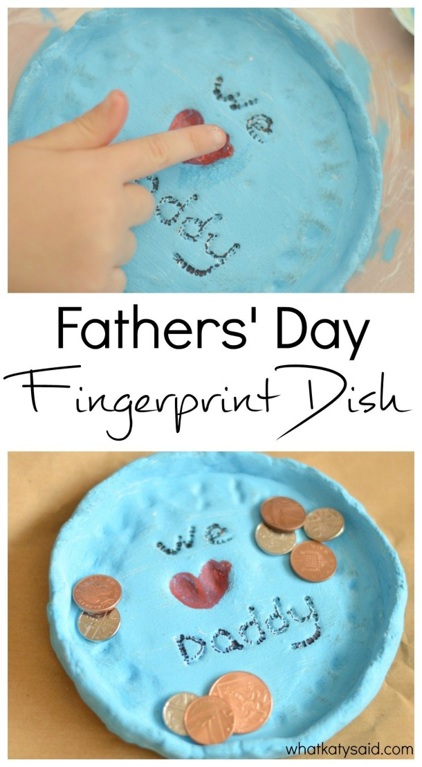 15 Easy Father's Day Craft Gifts for Kids (Part 1) - Father's Day Craft Gifts for Kids, Father's Day Craft Gift, Father's Day, DIY Father's Day Gift Ideas, DIY Father's Day