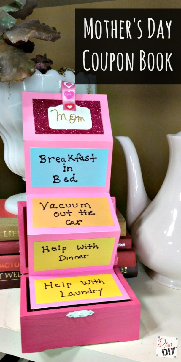 15 Mother's Day Craft Ideas for Kids (Part 1) - Mother's Day Craft Ideas for Kids, Mother's Day Craft Ideas, mother's day, DIY Mother's Day Crafts, DIY Happy Mother's Day Cards