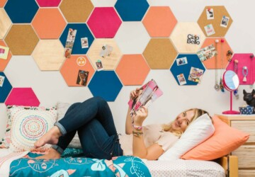 DIY for College Students - Dorm Decor Ideas - student, ideas, dorm, decor