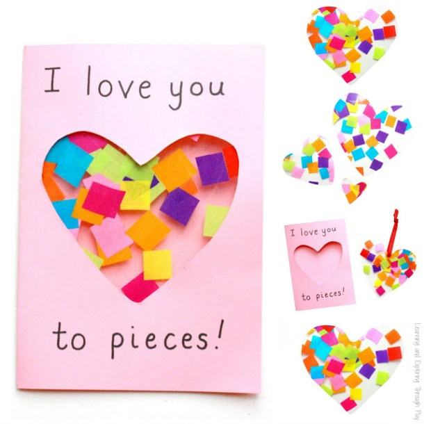 15 Mothers Day Craft Ideas for Kids (Part 1)
