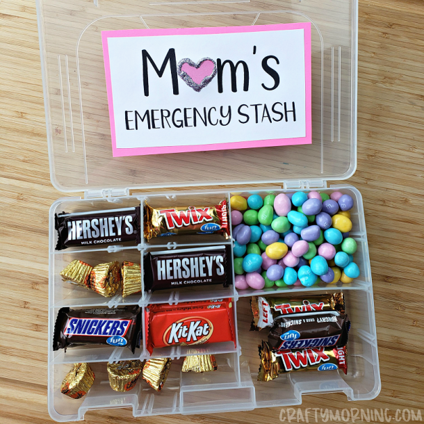 15 Mother's Day Craft Ideas for Kids (Part 2) - Mother's Day Craft Ideas for Kids, Mother's Day Craft Ideas, DIY Mother's Day Crafts