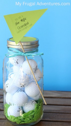 15 DIY Father's Day Gifts In A Jar (Part 2) - Father's Day Gifts In A Jar, DIY Father's Day Gifts In A Jar, DIY Father's Day Gift, DIY Father's Day