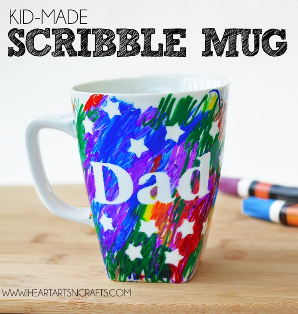 15 Easy Father's Day Craft Gifts for Kids (Part 2) - Father's Day Craft Gifts for Kids, Father's Day Craft Gift, DIY Father's Day Gift Ideas, DIY Father's Day
