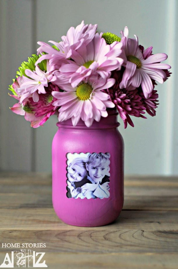 15 Mother's Day Craft Ideas for Kids (Part 3) - Mother's Day Craft Ideas for Kids, Mother's Day Craft Ideas, DIY Mother's Day Crafts