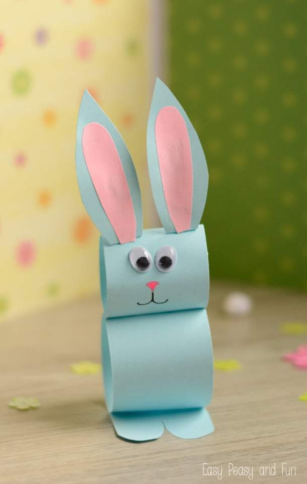 15 of the Simplest Easter Crafts for Kids and Toddlers
