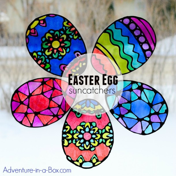 15 Cute and Fun Easter Crafts for Kids - Easter Crafts for Kids, Easter Craft ideas, DIY Easter ideas