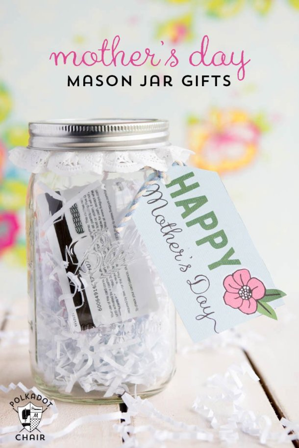 15 Thoughtful and Creative Mother's Day Gifts In A Jar (Part 2) - Mother's Day Gifts In A Jar, Mother's Day Gifts, DIY Mother's Day Gifts, DIY Mother's Day Crafts