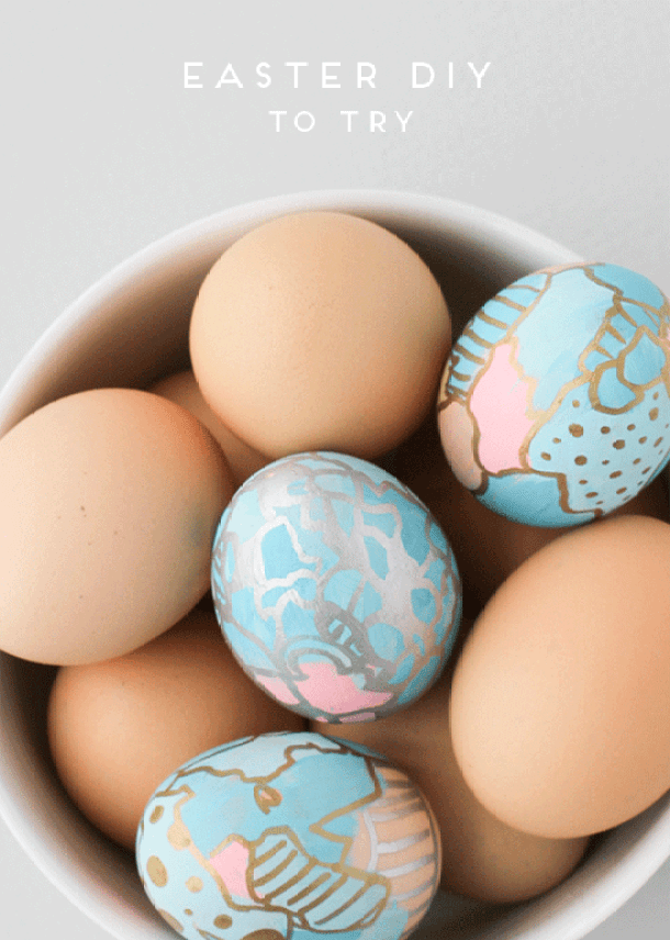 Easter Eggs Decor 2020: 15 Creative Easter Egg Decorating Ideas to Try This Year (Part 2)