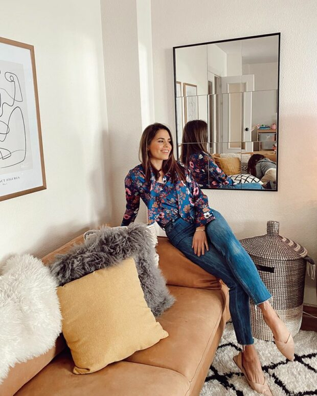 15 Lovely Stay At Home Outfits from Our Favorite Fashion Bloggers