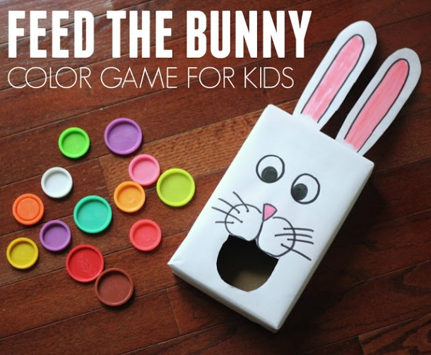 15 Easter Crafts for Your Little Bunny