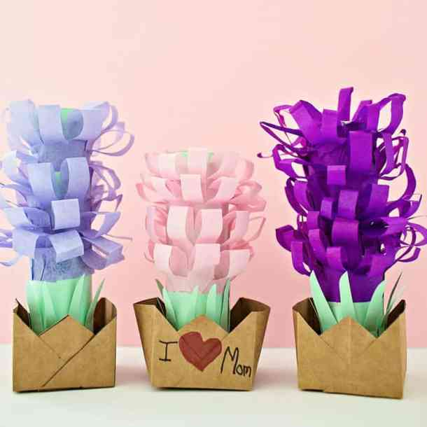 15 Mothers Day Craft Ideas for Kids (Part 3)