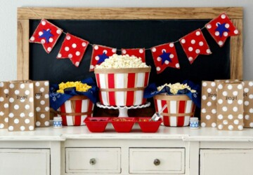 14 Great Savoury Fourth Of July Recipe and Snack Ideas - 4th of July recipes, 4th of July