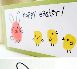 15 of the Simplest Easter Crafts for Kids and Toddlers - Easter Crafts for Kids, Easter Craft ideas, diy kids crafts