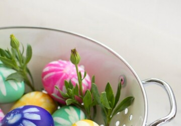 Easter Eggs Decor 2020: 15 Creative Easter Egg Decorating Ideas to Try This Year (Part 6) - DIY Ideas for Easter Egg, DIY Easter Egg Decorating, DIY Easter Egg