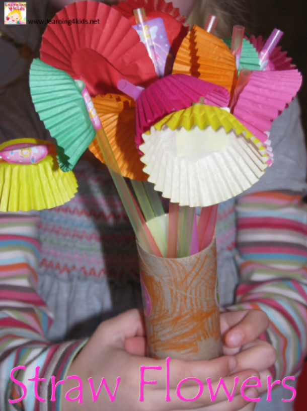 15 Mother's Day Craft Ideas for Kids (Part 5) - Mother's Day Craft Ideas for Kids, Mother's Day Craft Ideas, DIY Mother's Day Crafts