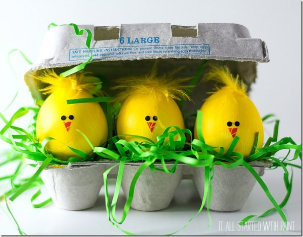 Easter Eggs Decor 2020: 10 Creative Easter Egg Decorating Ideas to Try This Year (Part 7)