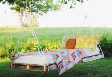 14 Great DIY Pallet Projects for Your Home and Garden - DIY Pallet Projects, DIY Pallet Ideas, DIY Pallet Furniture Ideas and Projects, diy pallet furniture, DIY Pallet