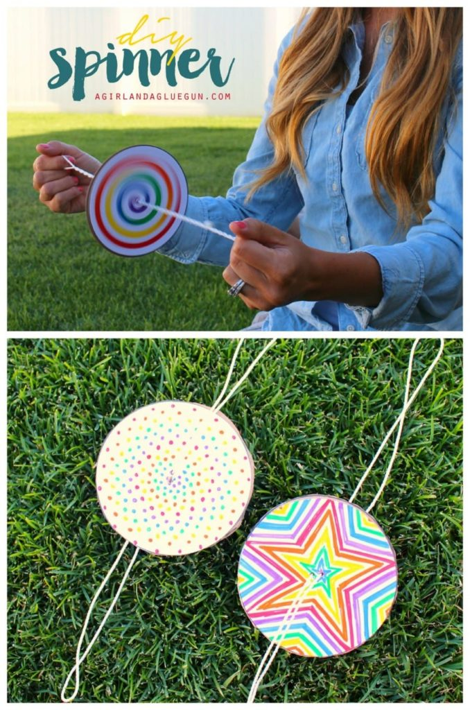 15 Easy Summer Crafts for Kids (Part 1)