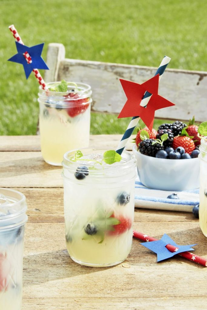 Easy 4th of July Drinks and Cocktails (Part 2)