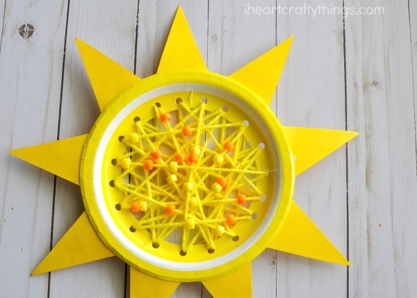 15 Easy Summer Crafts for Kids (Part 2)