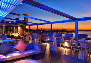 Rooftop Bars Traveling Gains Popularity Among European Students - travel, students, Rooftop Bars, rooftop, bars