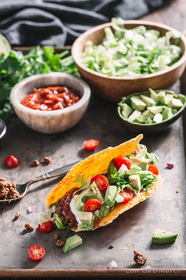 Mexican keto recipe