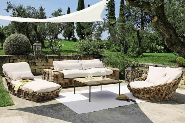 Insider Tips to Make Your Garden Furniture Shine Longer - tips, garden, furniture, cleaning