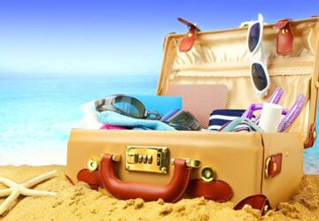 Essential Tips to Pack the Perfect Suitcase for Your Summer Vacation - vacantion, travel, summer vacation, summer, pack