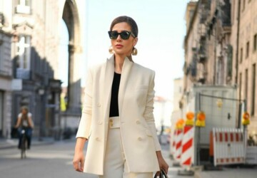 Back to Office - 12 Statement Looks - spring work outfit ideas, spring office outfit, office outfits