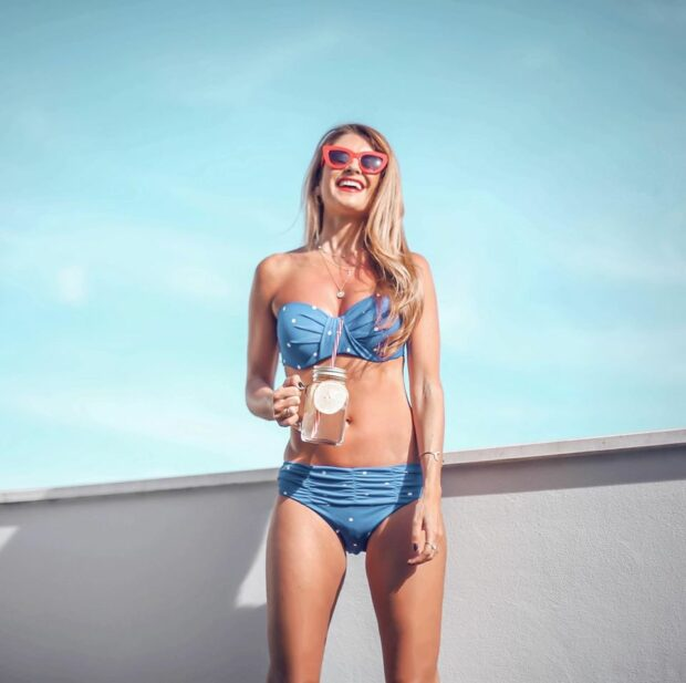 Perfect Looks for Your First Beach or Pool Party This Summer