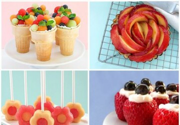 13 Easy and Fun Fruit Recipes - fruit recipes, Fruit, Fresh Fruit Salad, Easy and Fun Fruit Recipes